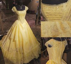 I SAW THE DRESS!! (They Call Me Obsessed) Tags: belle dolll dolls barbie new limited edition rare disney store emma watson hermonie beauty beast 2017 designer dress hollywood costume