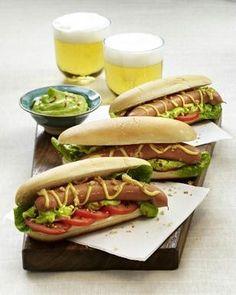 Chilenische Hot Dogs