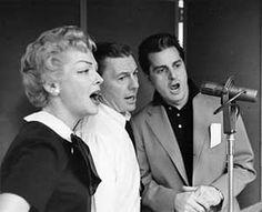 Say, Darling - 1957 Vivian Vance,David Wayne and Johnny Desmond