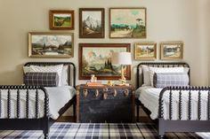 ♔ Baule comodino per camera da letto vintage