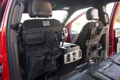 2009-2016 F150 Tactical Front Seat-Back Cover 04-15F150TSC-