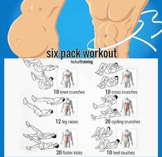 Six Pack Workout | Posted by: NewHowtoLoseBellyFat.com