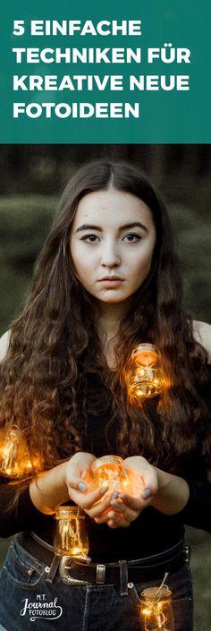 Fotoideen für Portrait Fotografie finden