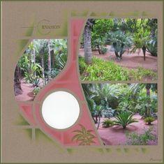 Floscrap - Jardin Majorelle deel 2 - 4/6