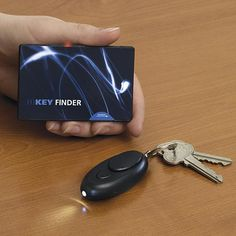 Find-It Key Finder...what happens when you lose that?