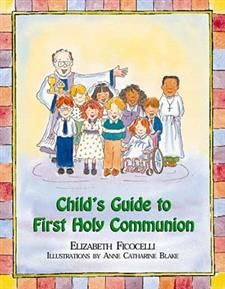 ERC BK200579 - Child's Guide to First Holy Communion