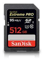 SanDisk has created an SD card with 512 gigabytes