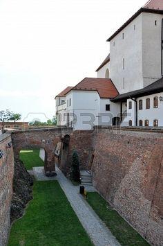 castle -  Spilberk,city- Brno, the Czech Republic