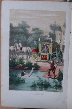 Tales from Mother Goose (Dutch translation: 'De vertellingen van Moeder de Gans' , illustrated by Jan Schenkman) - 1851