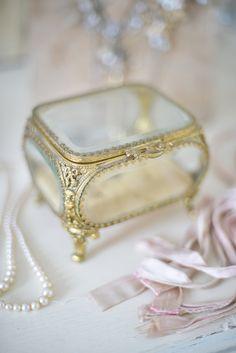 French jewelry box