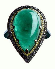 Les cabochons extraordinaires d'Emerald House
