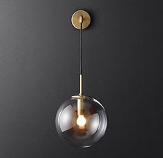 Languedoc Sconce