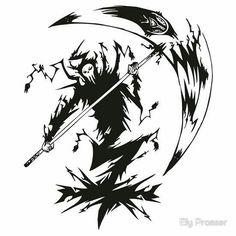 Lord Death, Death Scythe; Soul Eater
