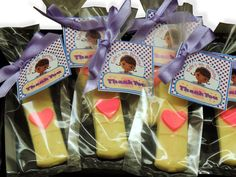 Set of 10 Heart BandAid Soap Favors Doc by SweetbodySoaps on Etsy, $17.50