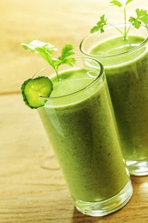 Health & nutrition: Green juice