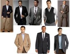 Image result for mens business wear