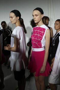 Victoria Beckham SS14. http://www.dazeddigital.com/fashion/article/17066/1/victoria-beckham-ss14