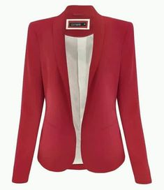 Karyn: no button, collarless, nice color, lined. All good.