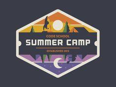 Yo Dawg, I Heard You Like Space (Camp)? http://dribbble.com/shots/1093059-Yo-Dawg-I-Heard-You-Like-Space-Camp?list=users @Justin Mezzell