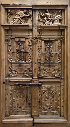Spain 1550-1600 CE Walnut with iron mounts