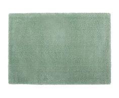 Alfombra de fibra sintética Namua - verde claro