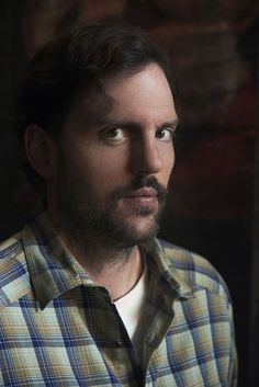 Grimm - Monroe (Silas Weir Mitchell). I just love his character on this show...When I see clocks I think: 'Monroe would love these clocks'. LOL