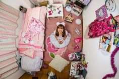 How People's Bedrooms Look Around The World
