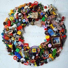 Reutilizá todos esos viejos juguetes que no usas
