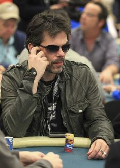 Poker Articles, Trip Reports and Poker Stories Pll, Marcus Johns, Revolution Tv, World Poker Tour, David Lyons, Charlie Swan, Billy Burke, Character Bank, Celebs