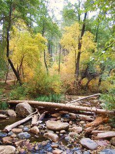 West Fork Trail, Sedona