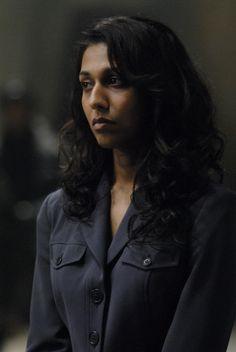 Battlestar Galactica (TV Series 2004–2009) - Rekha Sharma as Tory Foster - IMDb