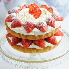 Victoria Sponge cake recipe. For the full recipe, click the picture or visit RedOnline.co.uk