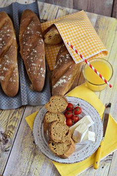 Édesburgonyás bagett recept - Kifőztük, online gasztromagazin Pretzel Bites, Bread, Food, Eten, Bakeries, Meals, Breads, Diet