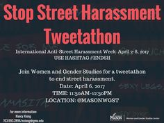 #endsh #streetharassment