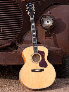 Guild F50 Jumbo | Guild Guitars