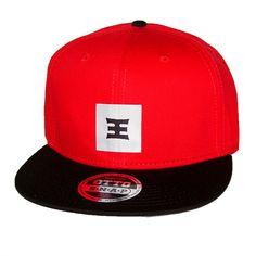 Evilemerican Cha-Ching King Snapback $45 Chinese Characters, King Logo, Snapback, Badge, Korean, Cap, Boys, Baseball Hat, Baby Boys