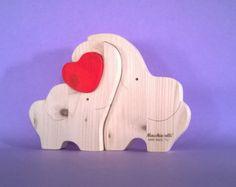 Houten puzzels puzzel houten dieren konijnen in liefde hart Valentijnsdag geschenk Hart liefde konijnen paar houten puzzel houten hart in liefde liefde Valentijn cadeau koppel in liefde konijntjes konijnen. Spar hout decoratie volledig met de hand met behulp van de techniek van de tunnel op hout gemaakt. Onze houtproducten zijn de ideale giften te geven op Valentijnsdag! De grootte van elk stuk is 17 cm hoog bij 18 cm breed, 2 cm dik en de afwerking van het hart is gemaakt met rode acryl…