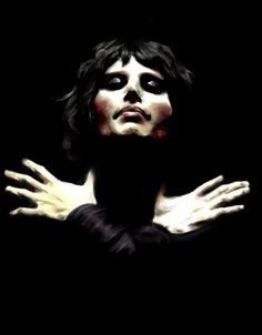 Freddie Mercury (born Farrokh Bulsara; 5 September 1946 – 24 November 1991) AIDS