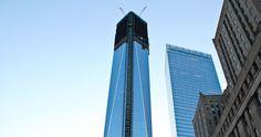 Usa: cede ponteggio, due lavavetri in bilico al 69° piano Freedom Tower