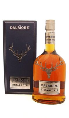 """The Dalmore Age of Exploration 1995 vintage. This special duty free offering was matured in Madeira barrels. The tasting notes had me at """"Tarte Tatin""""."""