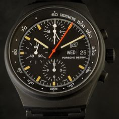Porsche Design by Orfina by Timeline Watch