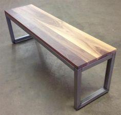 54 in Dining Bench in Metal Finish ID 2184536 | eBay