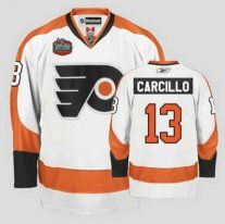e3e4d7b7a NHL Philadelphia Flyers  13 Daniel Carcillo Winter Classic White Custom  Hockey Jerseys