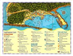 Recent Castaway Cay Map -   Sail on a Disney Cruise and relax on beaches of Disney's island in the Caribbean, Castaway Cay!