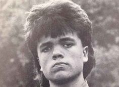 Peter Dinklage's Yearbook Photo Is Everything