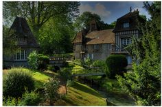 A little place in the country- Calvados, France