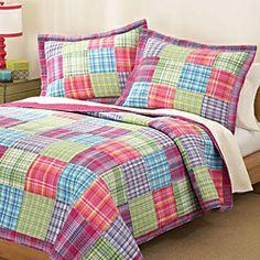 Kelsey Cotton 3-piece Quilt Set