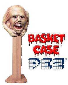 """Basket Case"" PEZ Dispenser"