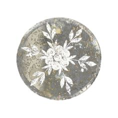 Nkuku Antique Glass Coaster Set: Our gorgeous glass coasters add age-old elegance to any coffee table. Each one has a pretty motif which is inspired by traditional designs and they are sold as a set of four. Shape: Round (A) or Square (B)