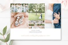 5x7 Promo Card Template by By Stephanie Design on @creativemarket